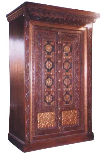 Letast furniture rc wa 091 wooden almirah Pictures of wooden almirahs